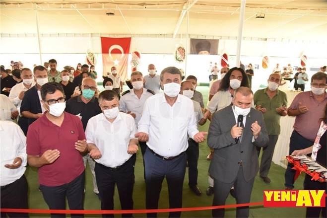 82 Sosyal Tesisler Hizmete Açıldı.