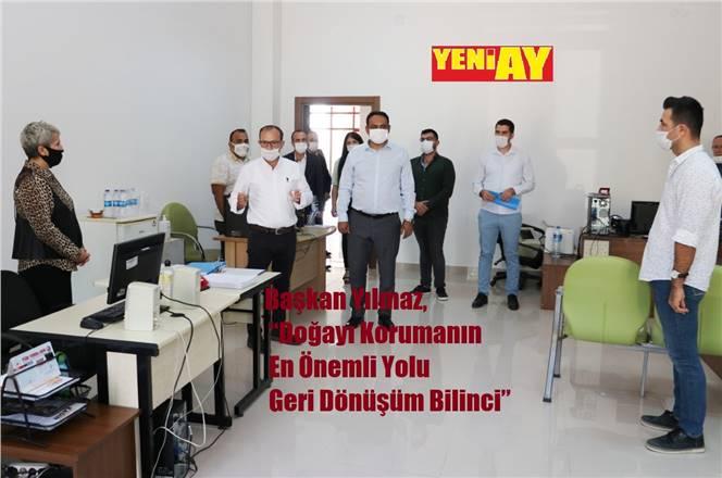 TOROSLAR BELEDİYESİ'NDE