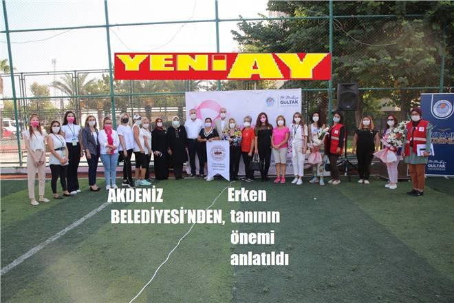AKDENİZ BELEDİYESİ'NDEN,