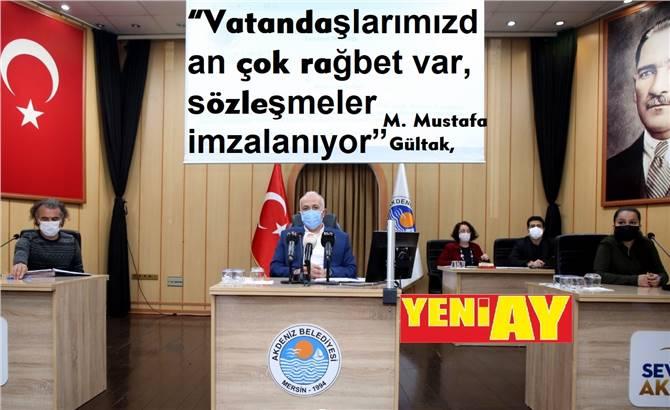 """""""MERSİN'DE DEĞİŞİM VE YENİLENME, KENTSEL"""